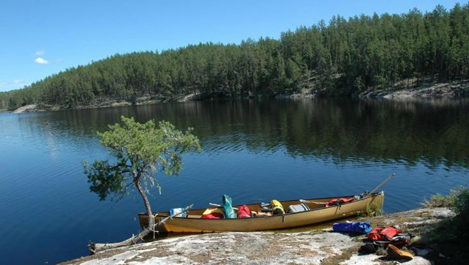 Canoe Outfitting