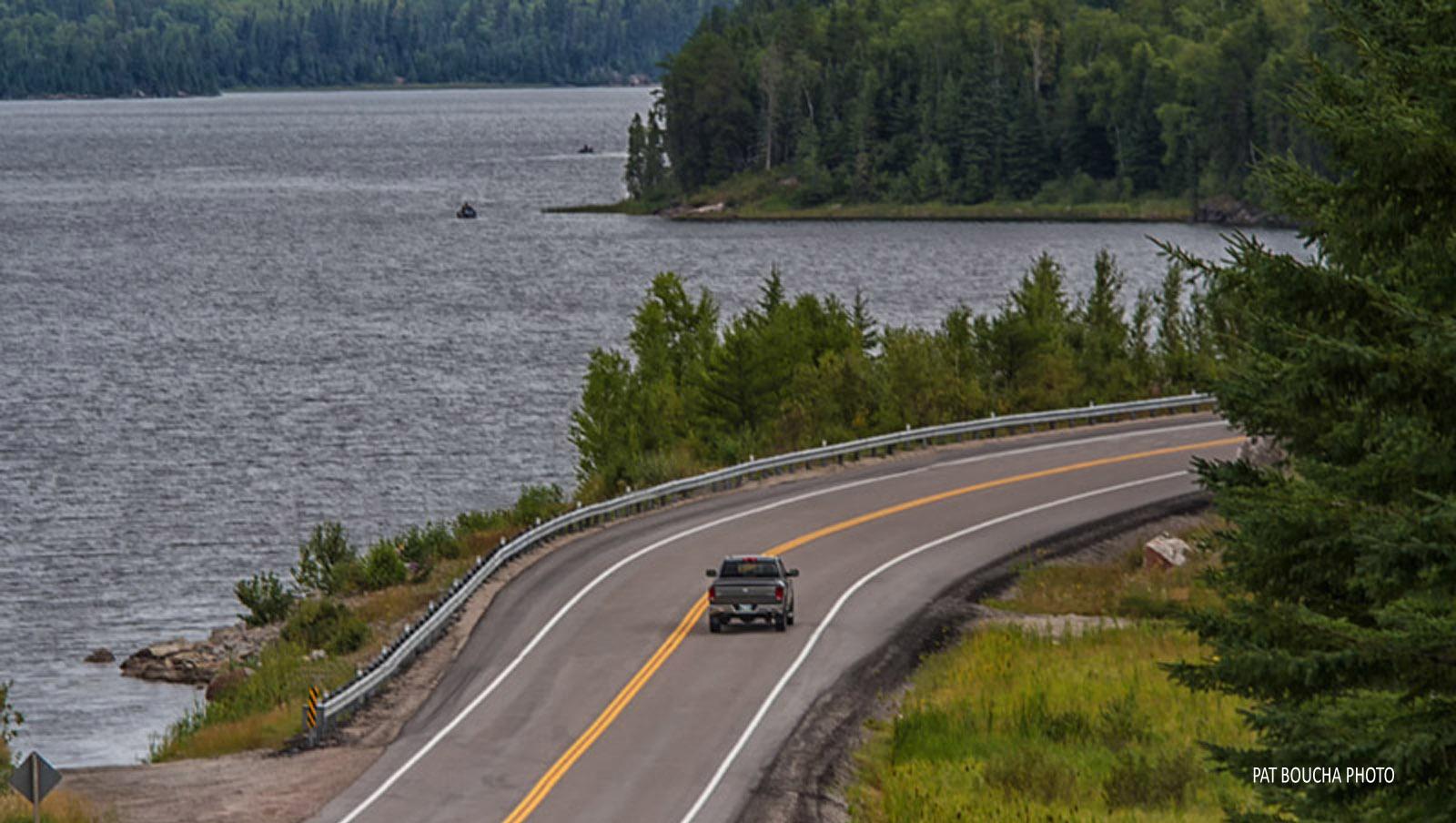 Highway 105